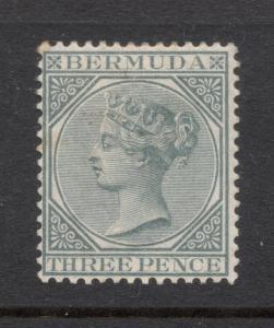 Bermuda #23 Gray - Unused - O.G.