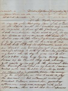 **US Scott #10A C Relief 3R2e White Sulfur Springs VA Aug 15, 1857 Red CDS Cxl