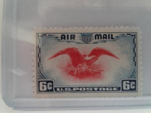 SCOTT # C 23 AIRMAIL MINT NEVER HINGED GEM EVERY COLLECTORS MASTERPIECE !!!