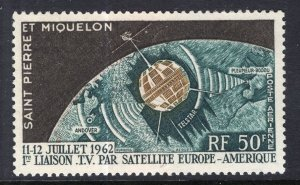 St Pierre and Miquelon C26 Space MNH VF