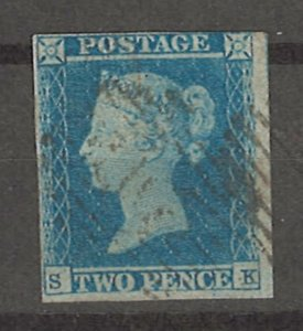COLLECTION LOT # 4242 GREAT BRITAIN #4 1841 CV+$50