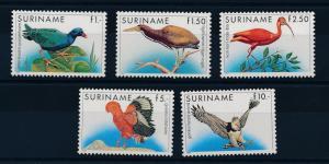 [SU467] Suriname Surinam 1985 Birds  MNH