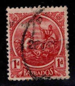 Barbados Scott 154 used
