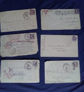 250+ covers! CIVIL WAR,W I, WW II,1800's, FDC, first flight,airmail, RPO & misc