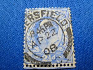 GREAT BRITAIN  -  SCOTT #131   Used                 (alb9)