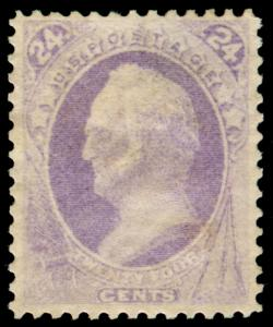 MOMEN: US STAMPS #153 MINT OG H