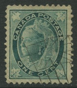 STAMP STATION PERTH Canada #67 QV Definitive Used - CV$2.00