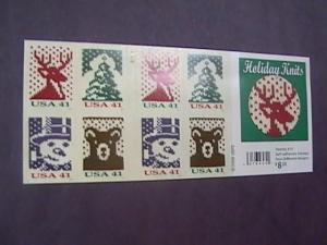 U.S.# 4210b-MNH--BOOKLET PANE OF 20--CHRISTMAS---2006