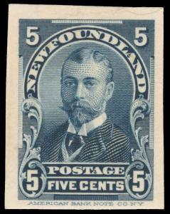 Canada / Newfoundland Scott 85 Gibbons 90 Mint Stamp