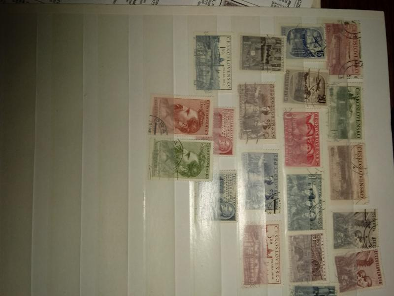 czechoslovakia used 20 pcs.