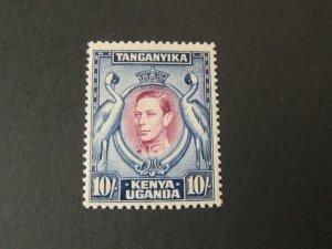 Kenya Uganda Tanganyika 1944 Sc 84 Bird MLH