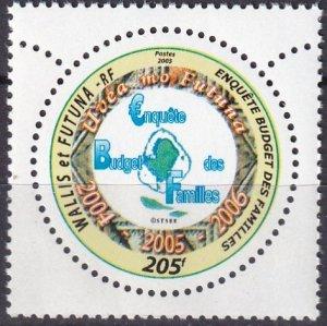 Wallis & Futuna #601  MNH CV $4.50  (Z7880)