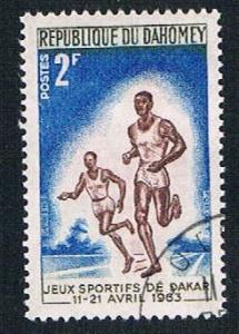 Dahomey 174 Used Runners (BP10112)