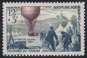 France B293 MNH (1955)