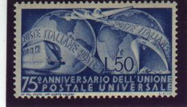 Italy #514  Mint VF NH