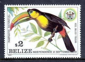 Belize - Scott #599 - MNH - SCV $22