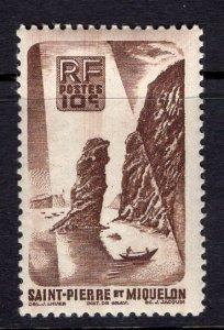 St. Pierre & Miquelon (1947) #324 MNH