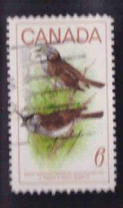 Canada Scott 496 Used stamp