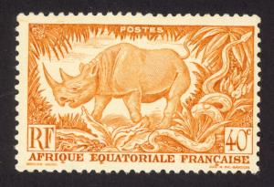 French Equitorial Africa 168 MLH