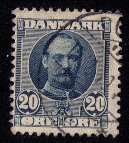 Denmark Sc 74 Used Fine