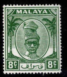 MALAYA Perak Scott 121 MH*  stamp