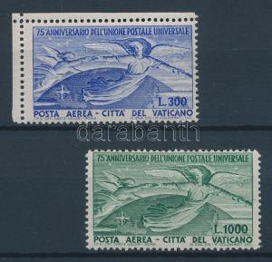 Vatican stamp MNH 1949 UPU set WS84600