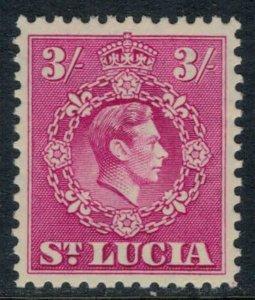 St. Lucia #123* NH CV $6.75