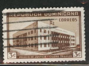 Dominican Republic Scott 420 used 1946 stamp