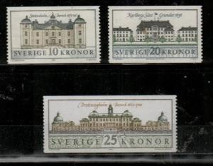 Sweden Scott 1874-7 Mint NH (Catalog Value $17.50) - 3 stamps