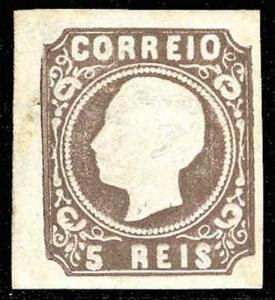 PORTUGAL-a-a-Pre 1900 (to 154) 12  Mint (ID # 77635)