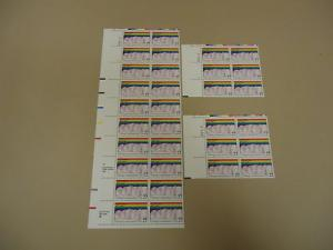 USPS Scott 2275 22c 1986 United Way 1887-1987 Stamps Plat...