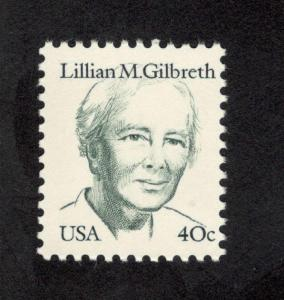 1868 Lillian M. Gilbreth US Single Mint/nh (Free shipping offer)