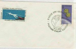 Poland 1962 Postal History Stamps Cover Ref: R7742