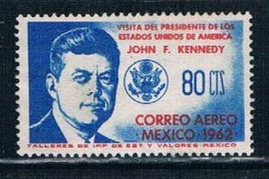Mexico C262 MLH President John F Kennedy (M0187)+