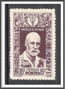 Indo-China #235 Alexandre Yersin MNGAI
