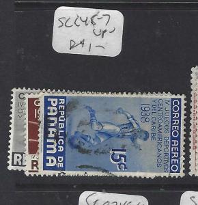 PANAMA (PP0401B)  SC C45-7     VFU