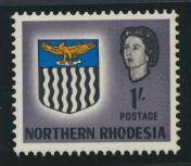 Northern Rhodesia  SG 82 SC# 82 MH - see details