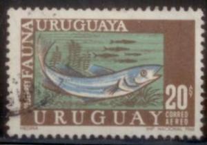 Uruguay 1968 SC# C335 Used L394