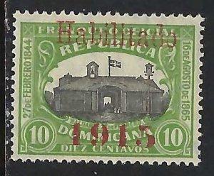 Dominican Repubic 198 MOG Z239