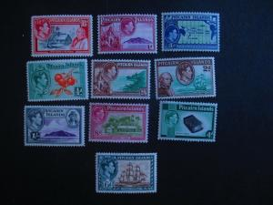 Pitcairn Islands #1-8 Mint Never Hinged- (JB8) WDWPhilatelic