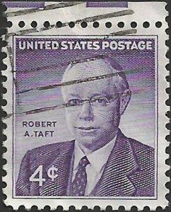 # 1161 USED SENATOR ROBERT A. TAFT