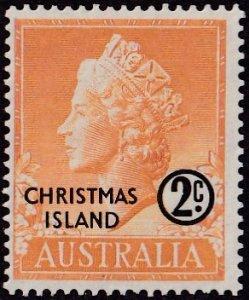 Christmas Island #1 Mint