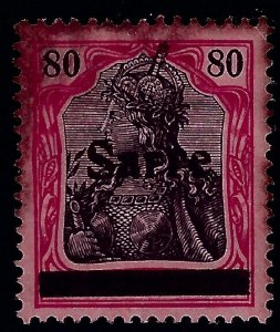SAAR SC#16 Unused F-VF stained Top & Left SCV$375.00...Prices will be rising!!