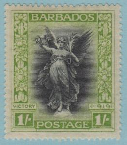 BARBADOS 148 MINT HINGED * OG NO FAULTS EXTRA FINE