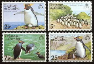 Tristan da Cunha  Sc #191 - 194. MNH.  2017 SCV $15.35