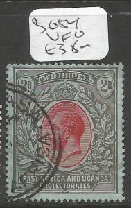 East Africa And Uganda SG 54 VFU (8cqo)