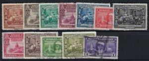 NICARAGUA C241-52 USED SCV $3.60 BIN $1.45 PLACES