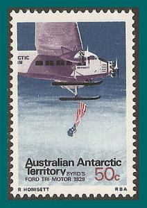 AAT 1973 Ford Trimotor Airplane, MNH #L33,SG33