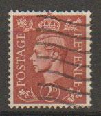 GB George VI  SG 506 Used