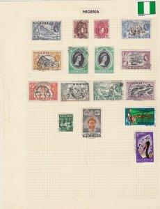 Nigeria Stamps Ref 15092
